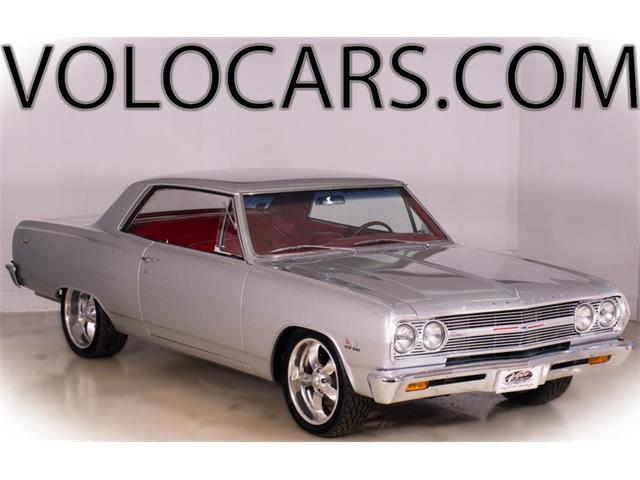 1965 Chevrolet Malibu | 913706