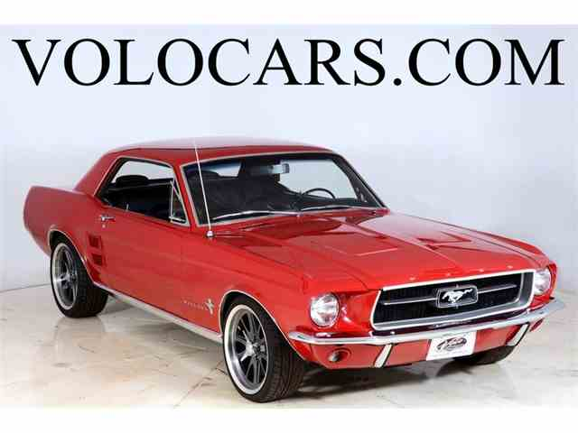 1967 Ford Mustang | 913708