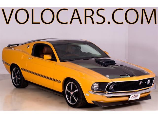 2014 Ford Mustang Mach 1 Retrobuilt | 913709