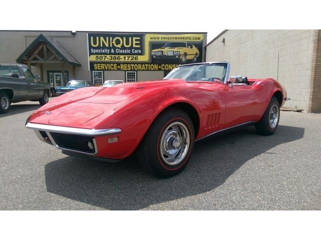 1968 Chevrolet Corvette | 913727
