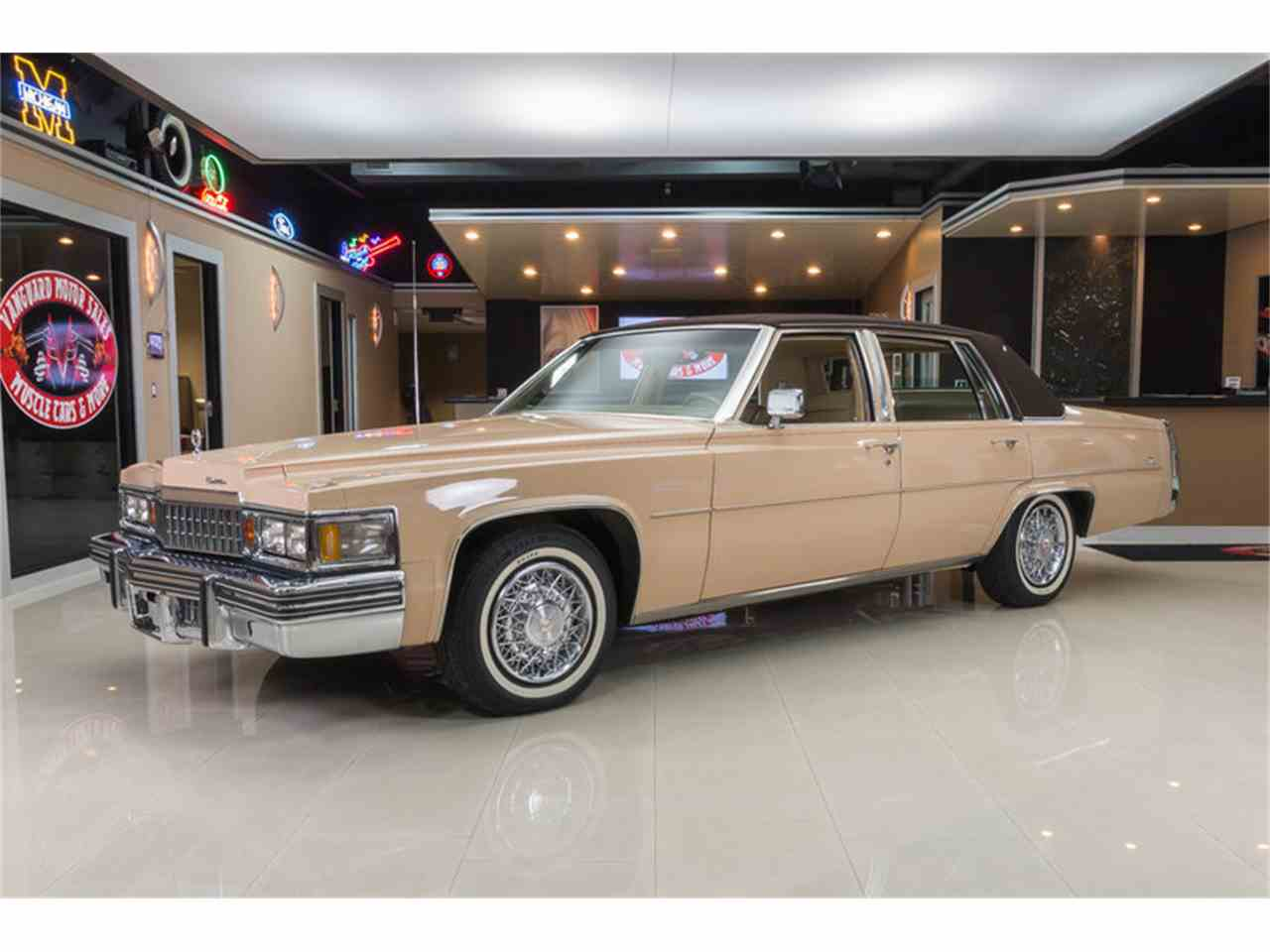 1978 Cadillac Coupe Deville For Sale Pictures To Pin On Sedan 4 Door Phaeton Classiccars Com Cc 913729