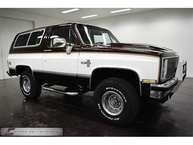 1985 Chevrolet Blazer | 910373
