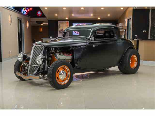 1934 Ford 3-Window Coupe Street Rod | 913730