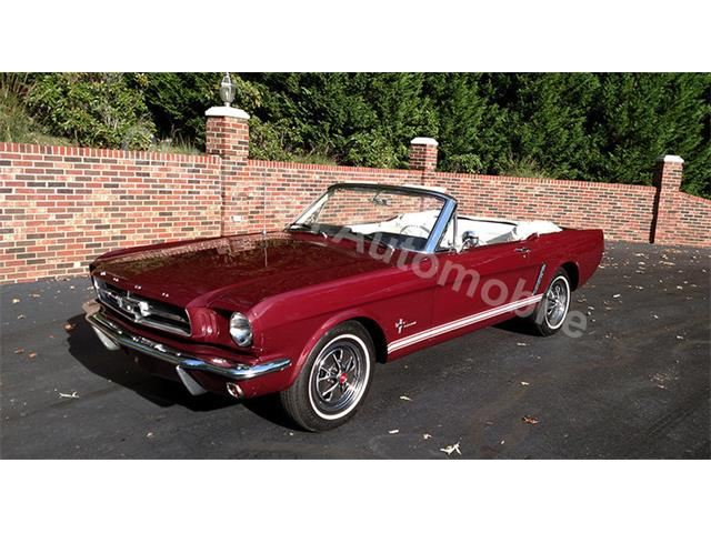 1965 Ford Mustang | 913734
