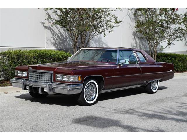1976 Cadillac DeVille | 913736