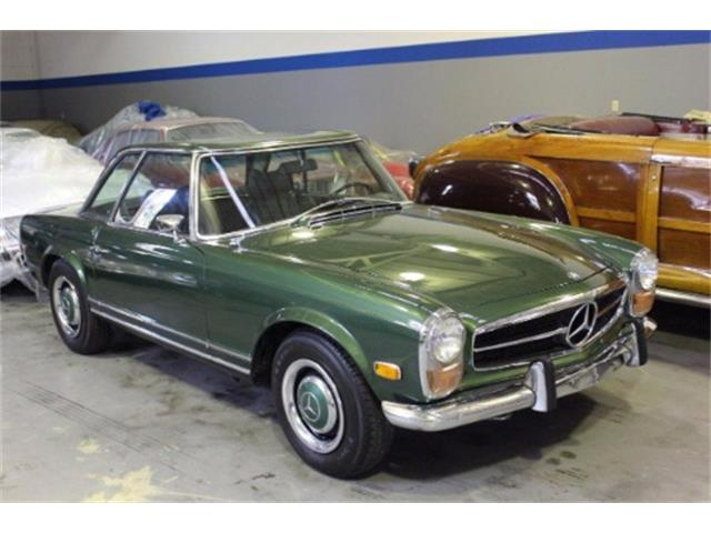 1969 Mercedes-Benz 280SL | 913737