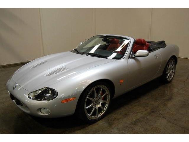 2004 Jaguar XKR | 913741
