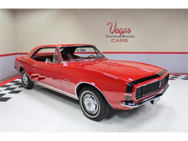1967 Chevrolet Camaro | 913742