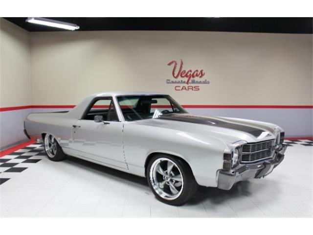 1971 Chevrolet El Camino | 913744