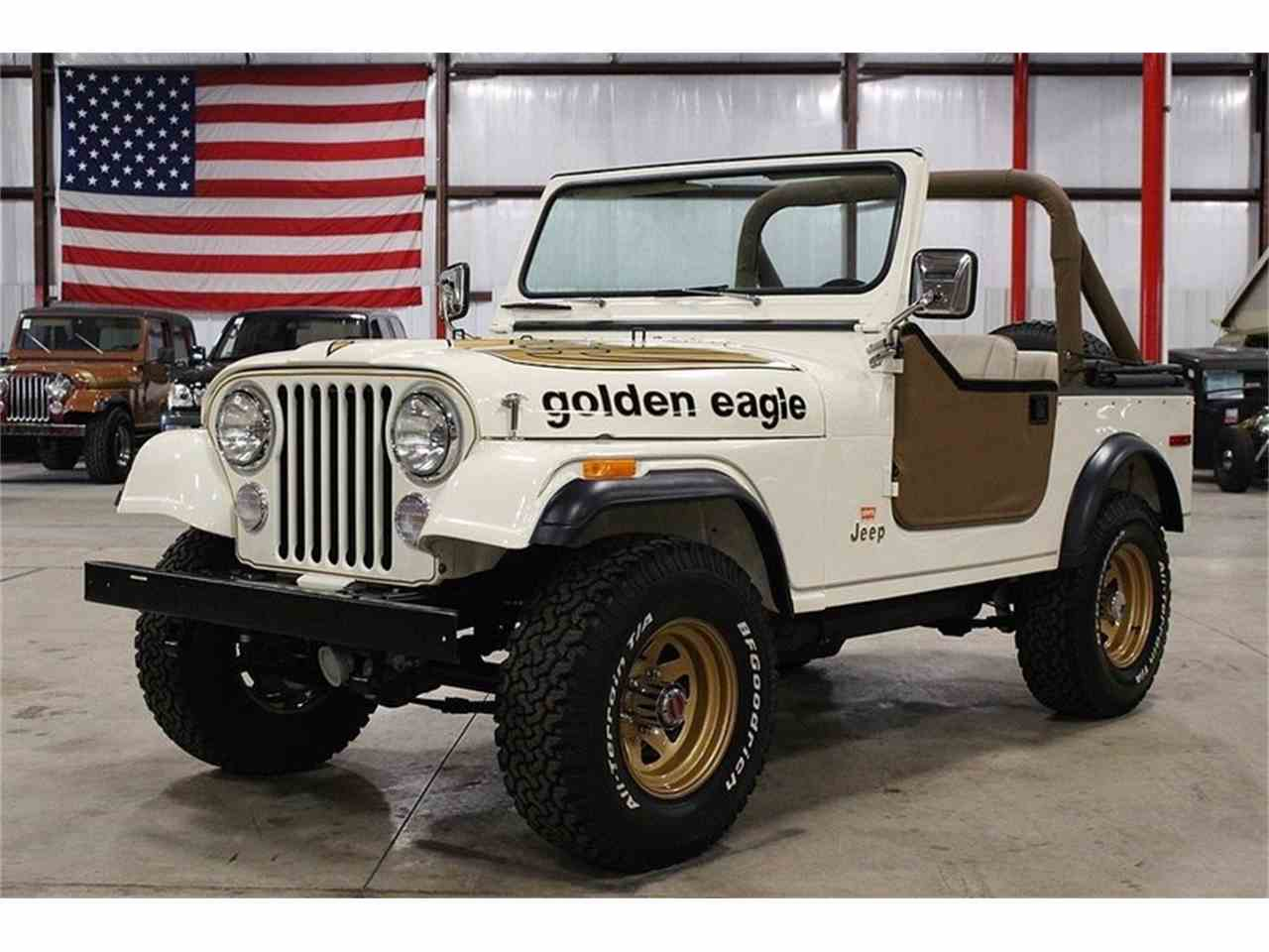 1978 jeep cj7 for sale cc 910375. Black Bedroom Furniture Sets. Home Design Ideas