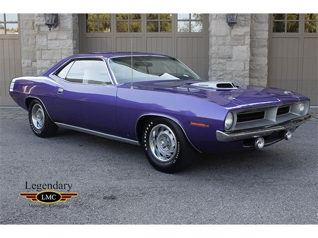 1970 Plymouth Cuda | 913750