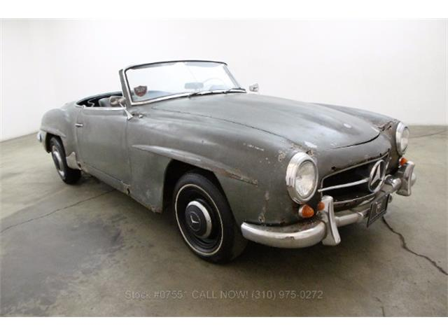 1963 Mercedes-Benz 190SL | 913764