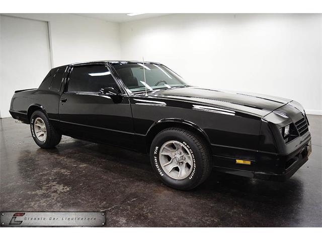 1986 Chevrolet Monte Carlo | 913768