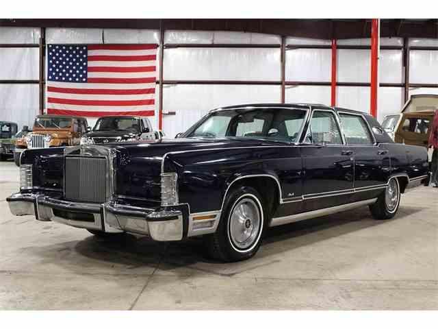 1978 Lincoln Continental | 910378