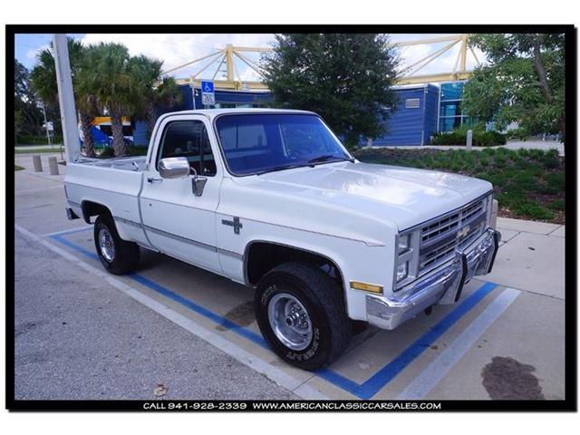 1986 Chevrolet C/K 10 | 913781