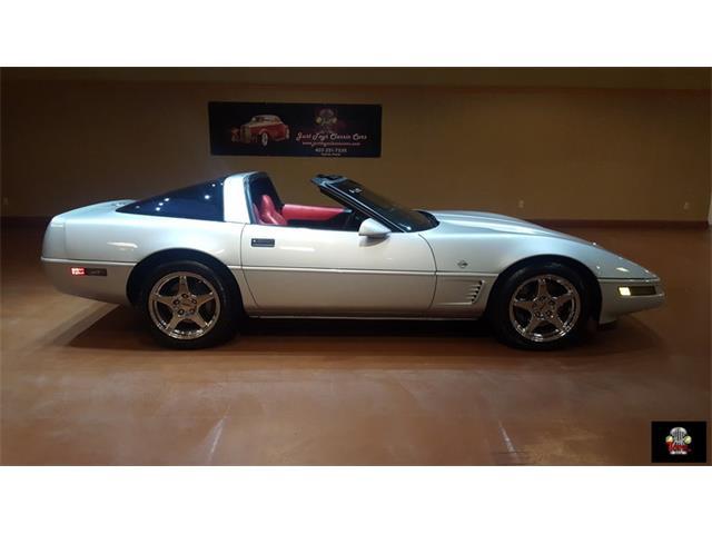 1996 Chevrolet Corvette Collector Edition | 913784
