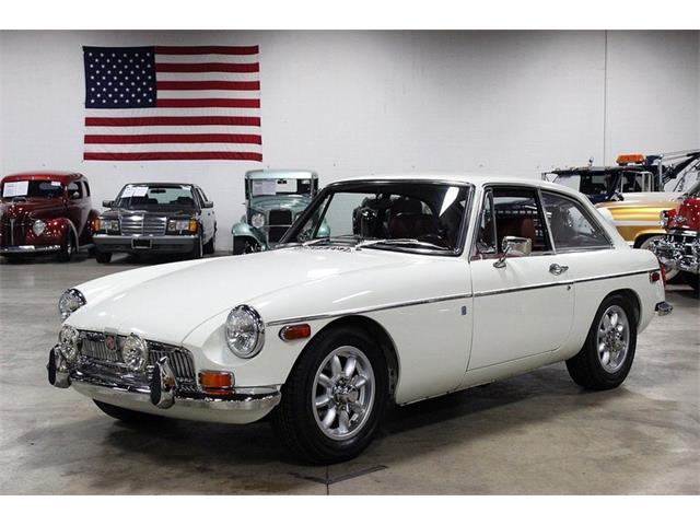 1970 MG MGB | 913789