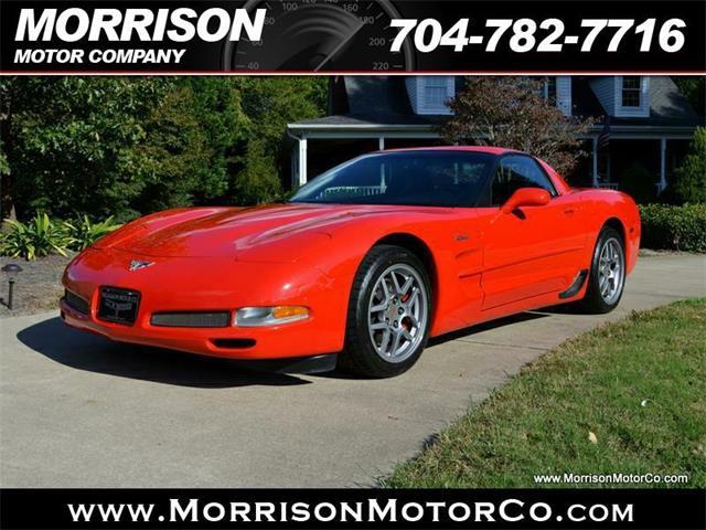 2003 Chevrolet Corvette | 913790