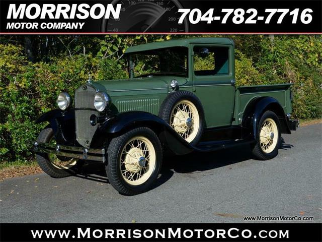 1931 Ford Model A | 913791