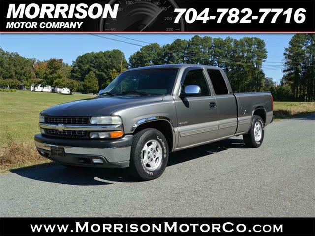 1999 Chevrolet Silverado | 913793