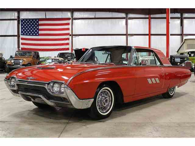 1963 Ford Thunderbird | 910381