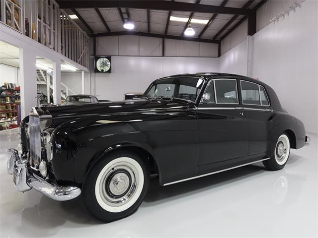 1963 Rolls-Royce Silver Cloud III Saloon | 913810