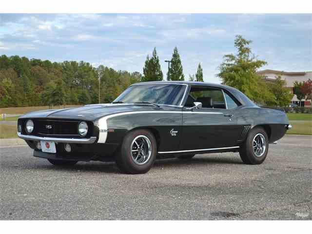 1969 Chevrolet Camaro SS | 913817