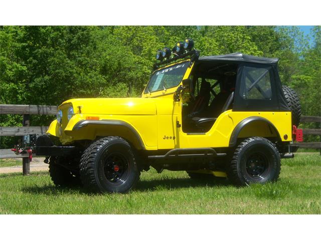 1977 Jeep CJ5 | 913819