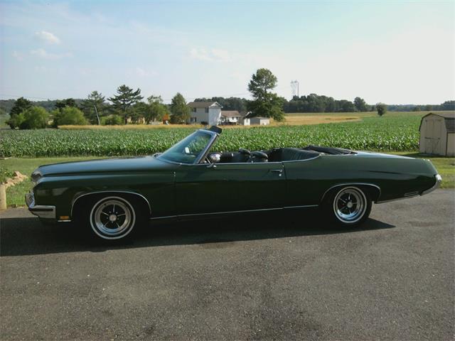 1972 Buick Centurion | 913824