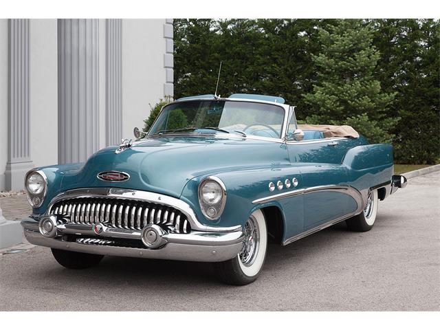 1953 Buick Roadmaster | 913834