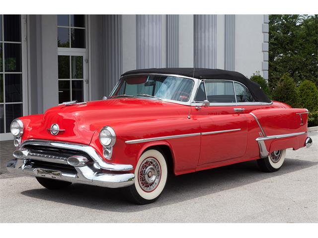 1953 Oldsmobile Super Convertible | 913838