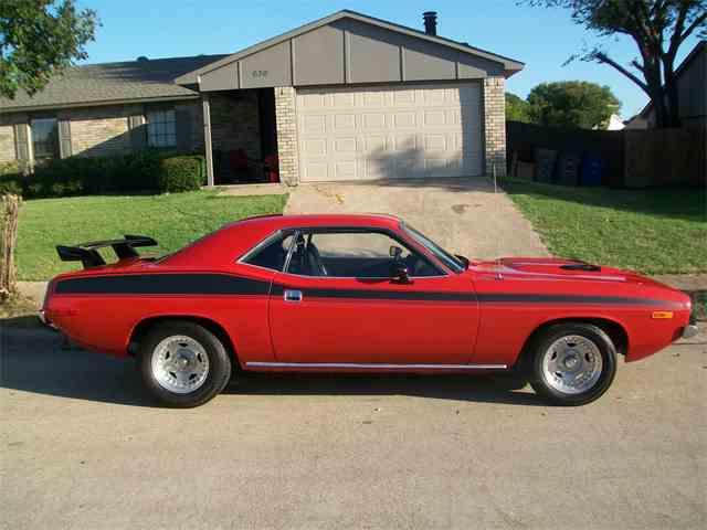 1974 Plymouth Cuda | 913842