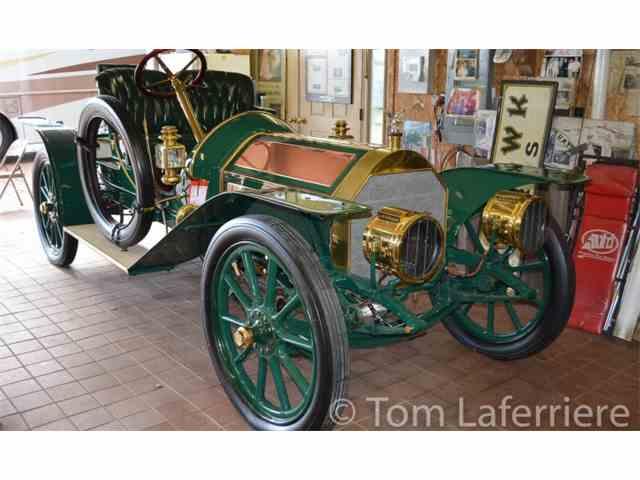 1909 Pierce-Arrow 36 Runabout | 913849
