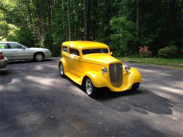1934 Chevrolet 2-Dr Sedan | 913853