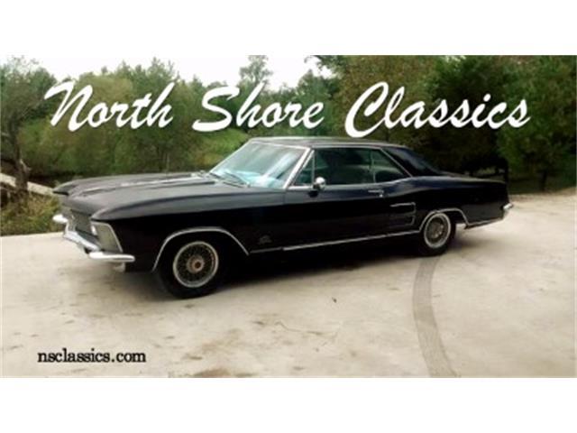 1963 Buick Riviera | 910386