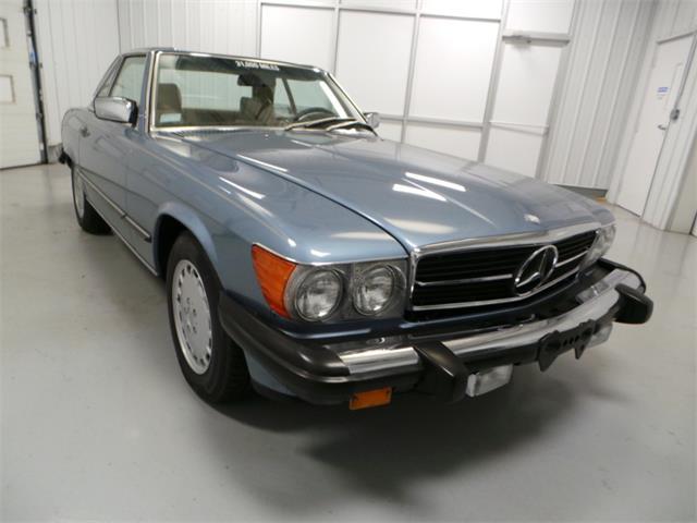 1987 Mercedes-Benz 560 | 913877