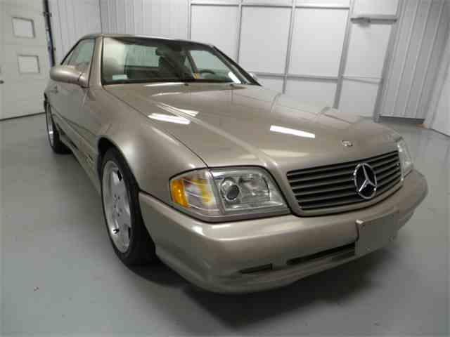 1999 Mercedes-Benz SL-Class | 913886