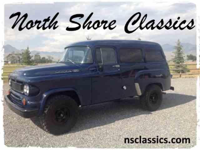 1962 Dodge 100 | 910389