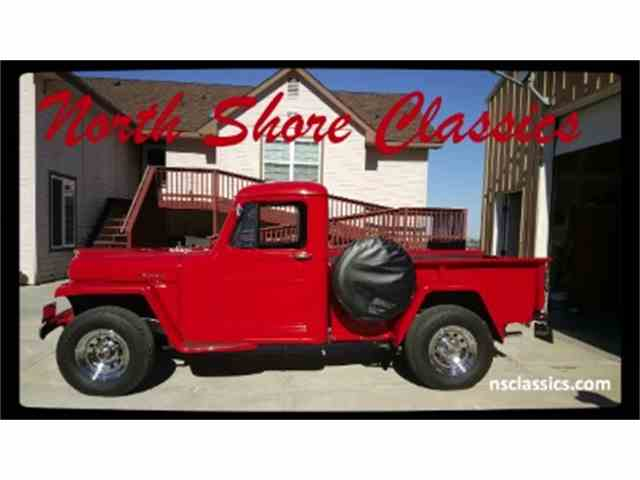 1956 Jeep Willys | 910390