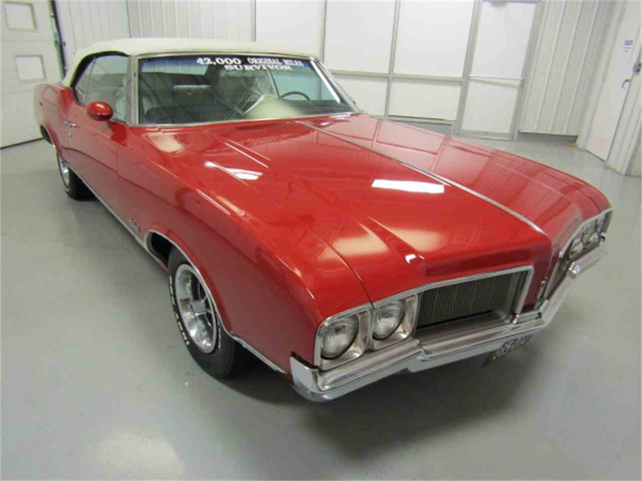 Large Picture of '70 Cutlass - JL6D