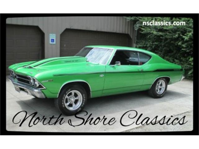 1969 Chevrolet Chevelle | 910392