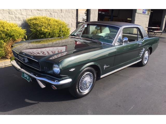 1966 Ford Mustang | 913926