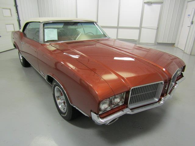 1971 Oldsmobile Cutlass Supreme | 913931