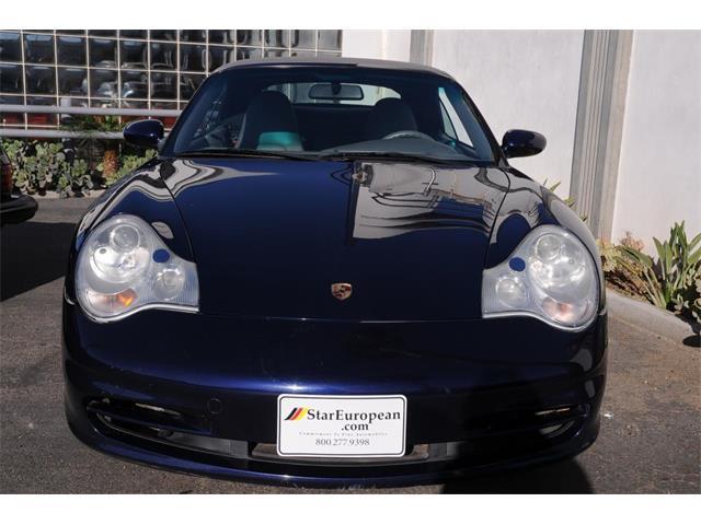 2002 Porsche 911 / 996 Cabriolet | 913940