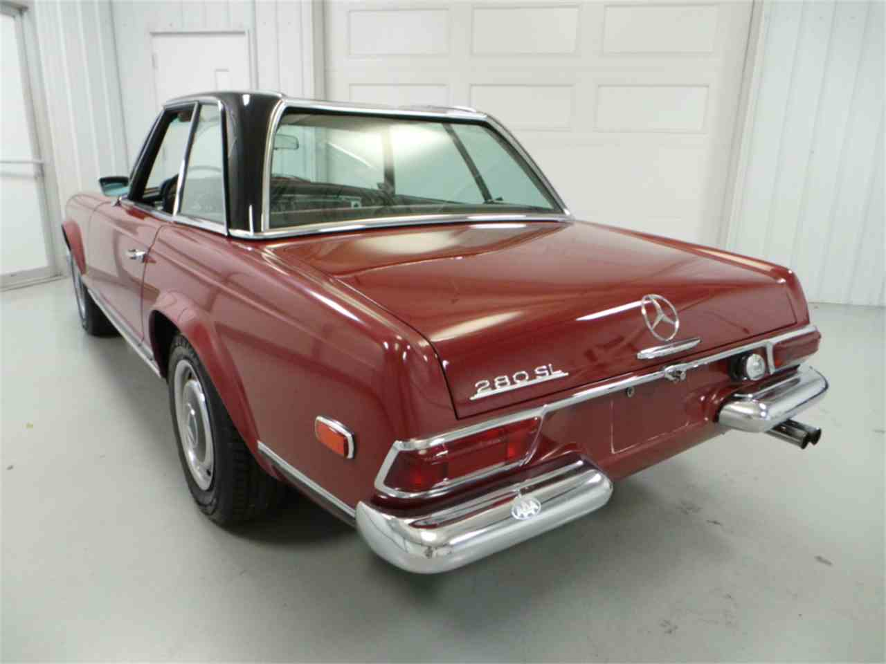 1968 mercedes benz 280 for sale cc 913945 for Mercedes benz 1968 for sale