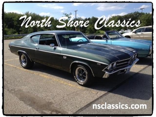 1969 Chevrolet Chevelle | 910397