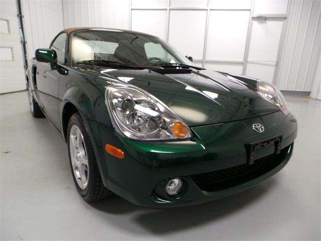 2005 Toyota MR2 Spyder | 913987