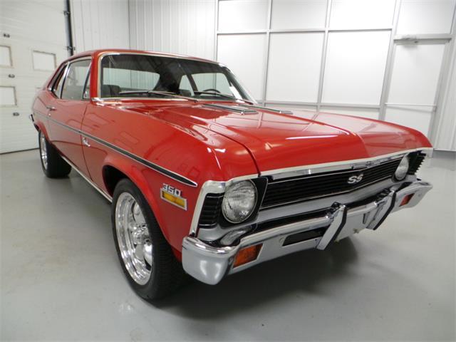 1972 Chevrolet Nova | 914010