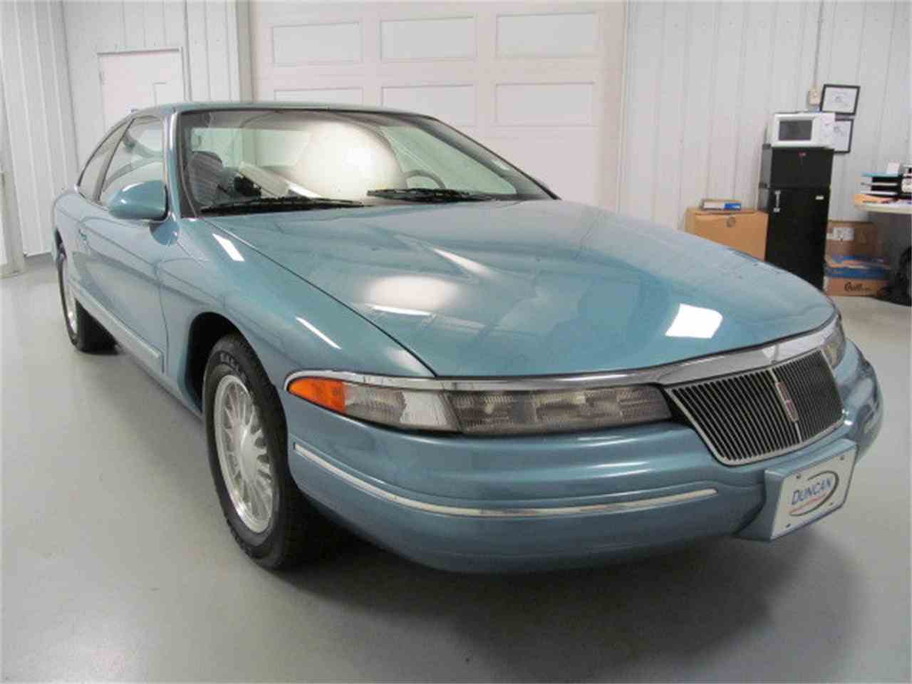 Large Picture of '93 Mark VIII - JL9Z