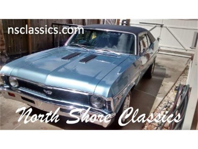 1969 Chevrolet Nova | 910404